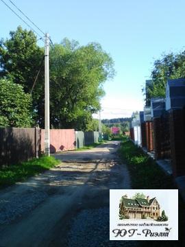 Продам участок с домом в Наро-Фоминском районе, с. Каменское - Фото 2