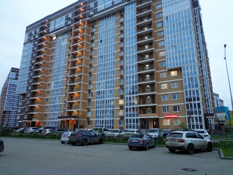 Сдаем 2х-комнатную квартиру-студию ул.Татьянин парк, д.14 - Фото 5