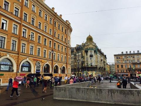 Продаются 2 комнаты в 5-ти к.кв. в 2-х минутах ходьбы от метро Садовая - Фото 1