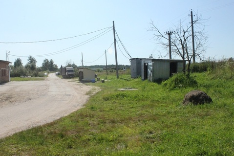 Промышленный участок, 1 га, Вода, Свет, Газ, дорога - Фото 5