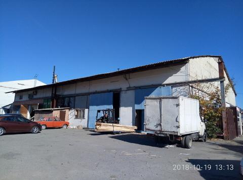 Продается Производственно-складской комплекс общей площадью 1953кв.м - Фото 1