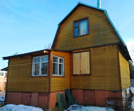 Брусовой дом 70 км от МКАД - Фото 2