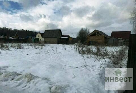 Продается земельный участок 6 соток д.Большие горки СНТ Горки - Фото 1