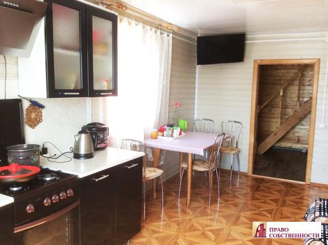 Дом в д.Кузнецово S=110 кв.м, для круглогодичного проживания - Фото 3