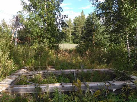 Продам участок в Кобрино Гатчинский р-он с фундаментом под дом. - Фото 3