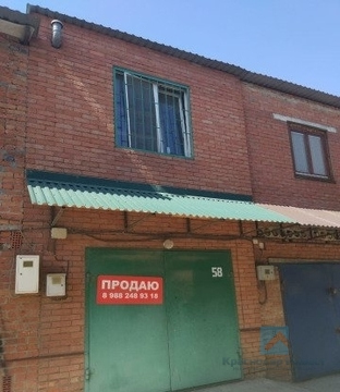 Продажа склада, Краснодар, Ул. Старокубанская - Фото 1