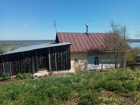 Дом на берегу Волги в Кстовском районе, село Безводное - Фото 4
