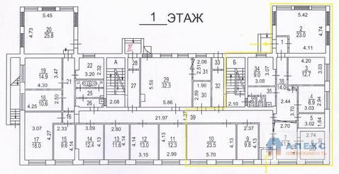 Продажа офиса пл. 900 м2 м. Нахимовский проспект в особняке в Зюзино - Фото 2