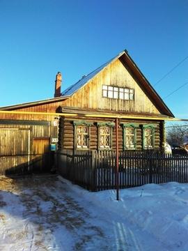 Жилой дом в Дегтярске - Фото 1