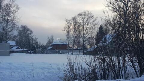 Участок 6 сот. , Боровское ш, 15 км. от МКАД. - Фото 4