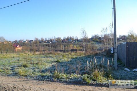 Участок 12 соток под ИЖС в Волоколамске - Фото 2