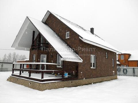 Машково. Загорье. Новый дом рядом с озером. 75 км от МКАД по Киевск. - Фото 2