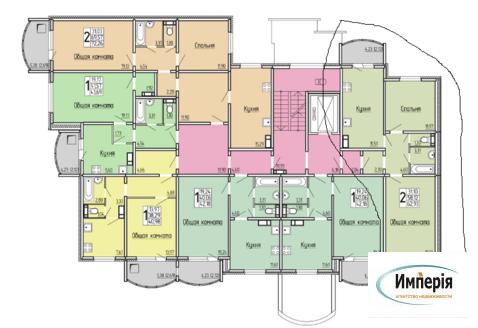Двухкомнатная, город Саратов, Купить квартиру в Саратове по недорогой цене, ID объекта - 318108116 - Фото 1