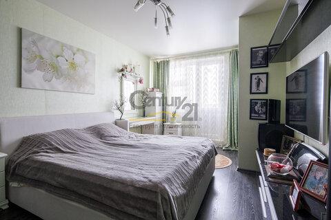 Продается 2-комн. квартира с дизайнерским ремонтом, м. Новокосино - Фото 5