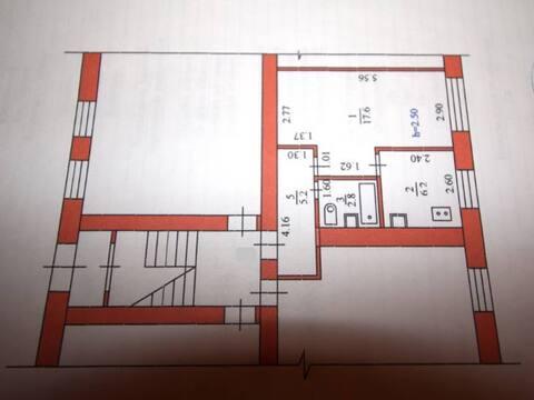 Продажа однокомнатной квартиры на улице Ленина, 39 в Благовещенске, Купить квартиру в Благовещенске по недорогой цене, ID объекта - 320174055 - Фото 1
