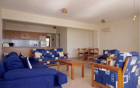 Дешевый трехкомнатный Апартамент в пригороде Пафоса - Фото 5