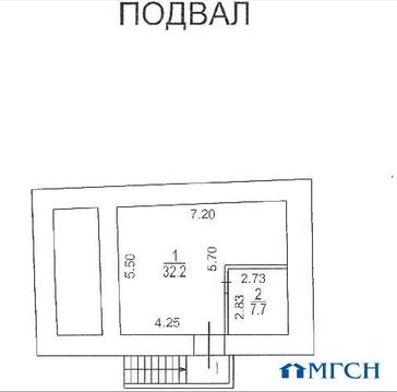 Здание 214 м2. г. Москва, Средний Тишинский пер, д. 14, стр.4 - Фото 3