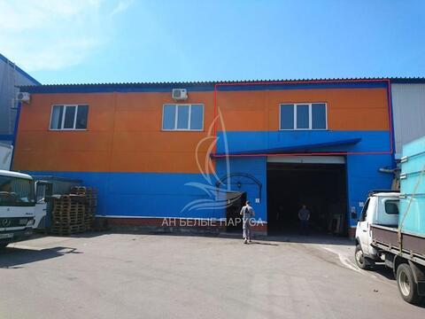 Теплый склад 405 м2 в г. Щербинка - Фото 1