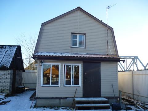 Продам Дом с участком с возможностью круглогодичного проживания - Фото 1