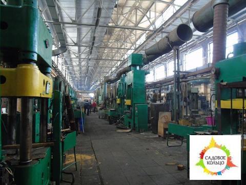 Отапливаемый склад-бывший цех металлообработки, с высокими потолками и - Фото 1