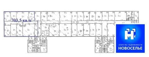 Продажа офиса в Центре, проезд Яблочкого 6 - Фото 1