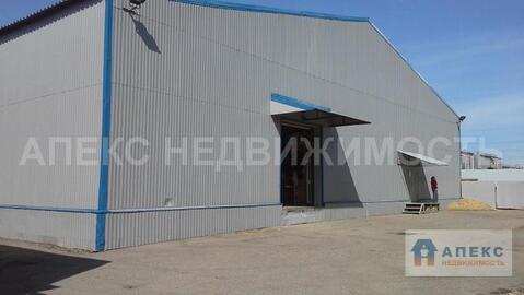 Аренда склада пл. 2600 м2 Одинцово Можайское шоссе в складском . - Фото 2