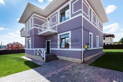 Продажа дома, Лужки, Михайлово-Ярцевское с. п. - Фото 1