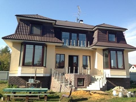 Продается дом 450 кв.м. пос. Кратово, 20 км от МКАД - Фото 1