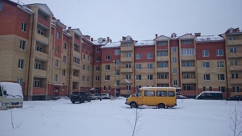 Продается большая 1 комнатная квартира в новом доме 57,06 кв. м, . - Фото 2