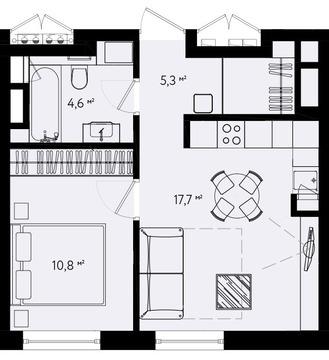Продажа квартиры, м. Фили, Ул. Заречная - Фото 5