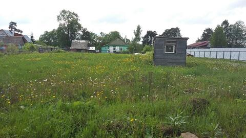 Участок ИЖС в Таширово со всеми коммуникациями! - Фото 1