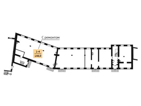 Продается помещение 146 кв. м, м. Алексеевская - Фото 2