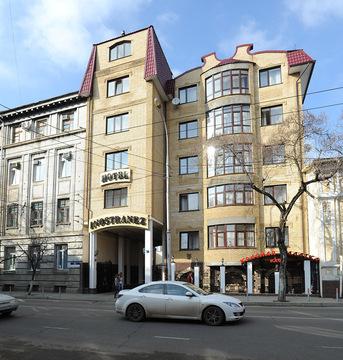 Отель в центре Краснодара, 4 звезды, 33 номера, ресторан - Фото 1
