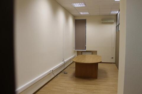Офис без комиссии 124 кв.м 1 этаж м.Киевская - Фото 4