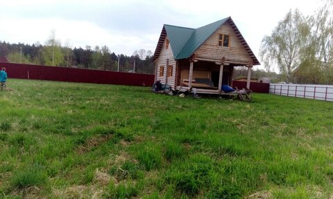 Дачный домик в 50 км от МКАД - Фото 1