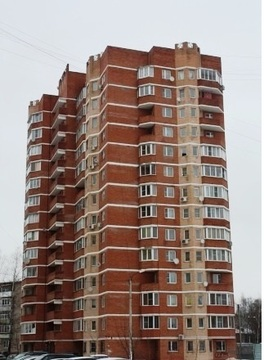 3-х комнатная квартира ул. Луговая, д. 1 - Фото 1