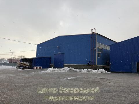 Складские помещения, Щелковское ш, 17 км от МКАД, Щелково. Сдам в . - Фото 1