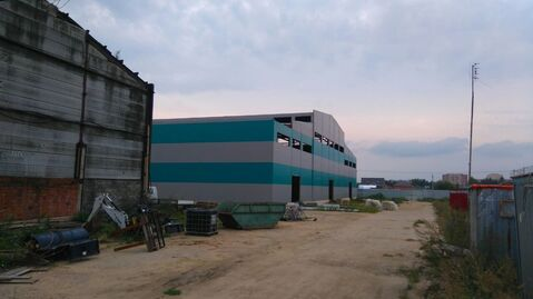 Продажа склада от 1000 кв.м село Юрасово - Фото 4