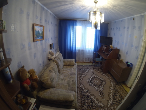 Продается двухкомнатная квартира в п. Наро-Фоминск-10 - Фото 3