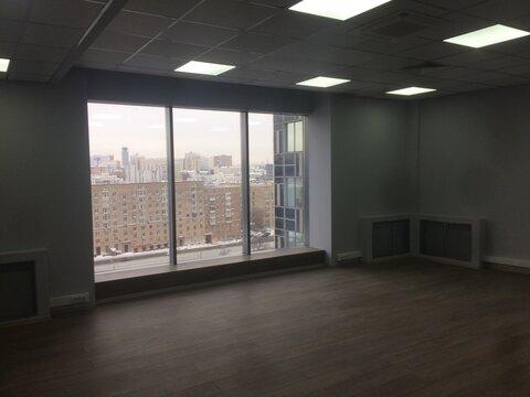 Офисный блок 550 м2 в БЦ класса А - Фото 2
