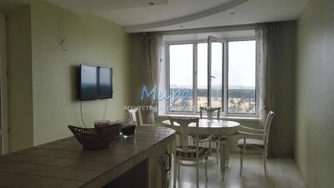 Видовая квартира С дорогим ремонтом в элитном доме, с мебелью и бытов - Фото 5