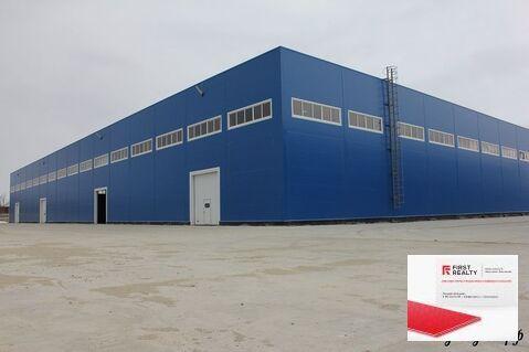 Производственно - складское помещение здание - Фото 3