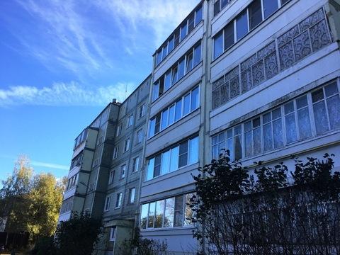 Продам 3-х ком.квартиру с лоджией 70 кв.м. 3 этаж г. Малоярославец - Фото 1