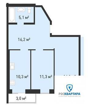 Продажа двухкомнатой квартиры в ЖК Европейский - Фото 2