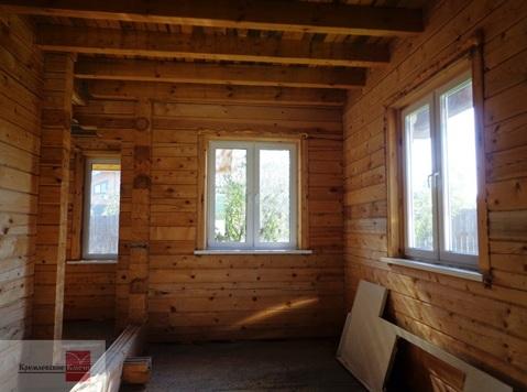 Дом 124 м2 на участке 8 соток, село Лучинское, д. Петушки - Фото 3