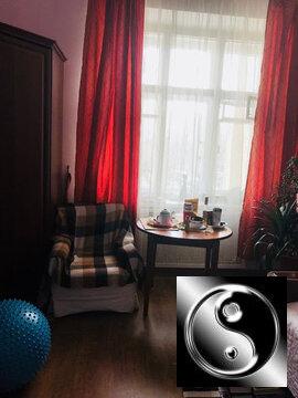 Москва, ЦАО, р-н Тверской, Большой Каретный пер, 17с3на карте Цве - Фото 1