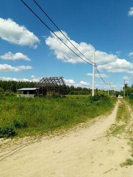 Продажа участка, Никульское, Ивановский район - Фото 1