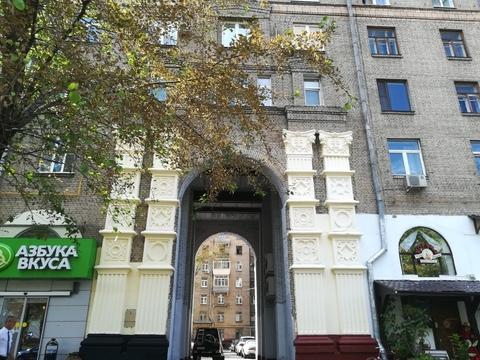 Квартира с ремонтом в сталинском доме в шаговой доступности от метро - Фото 3