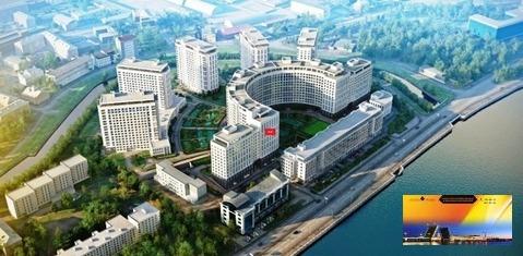 Отличная квартира в элитном жилом квартале на Ушаковской набережной - Фото 1