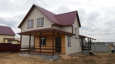 Продам новый дом из бруса ИЖС - Фото 5